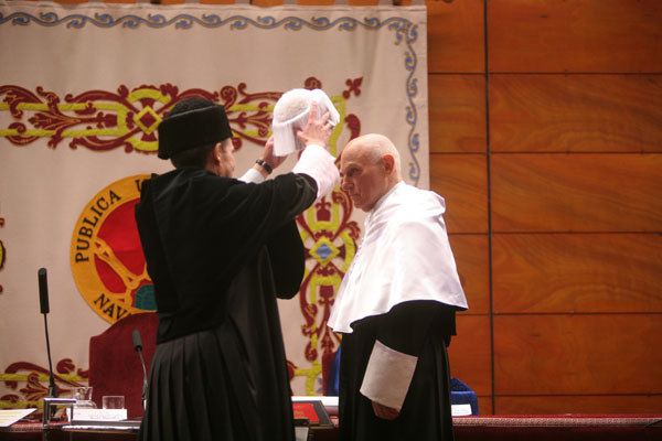 8. Investidura de Richard Serra como Doctor Honoris Causa
