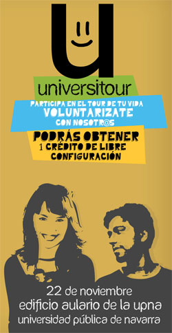 Cartel de Universitour