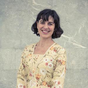 Gurutze Pérez Artieda es Maria Sibylla Merian